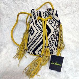 Sam Edelman Boho Tribal Bag
